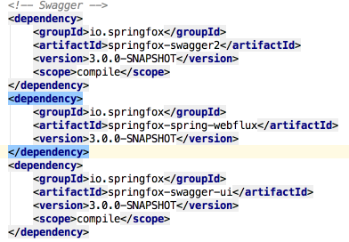 Quick tip: Swagger support for Spring Webflux - elstar IT